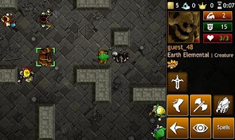 Screenshot of Hero Mages