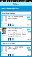 Screenshot of Throng
