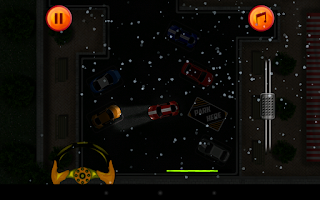 Screenshot of Parking Rush
