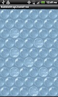 Screenshot of BubbleWrapLiteAdFree