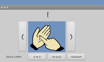 Screenshot of Auslan