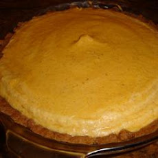 Mary's Pumpkin Chiffon Pie