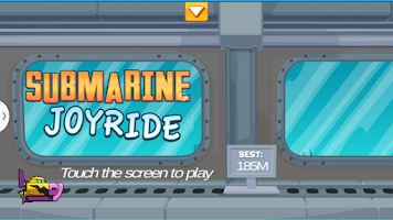 Screenshot of Submarine Joyride