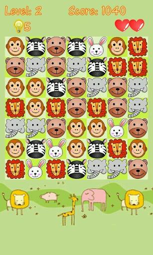 玩免費解謎APP 下載動物配對(Animal Match) app不用錢 硬是要APP