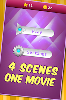 Screenshot of 4 Scenes 1 Movie