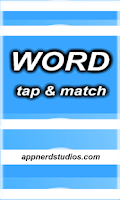 Screenshot of WORD tap & match