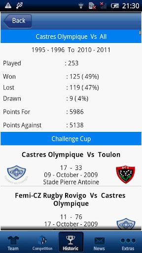 Castres 2011 12