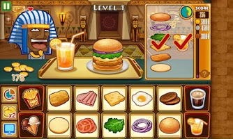 Screenshot of Burger Worlds