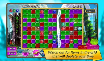 Screenshot of Cube Crash 2 - FREE