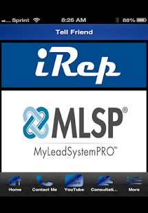 iRep MLSP - screenshot