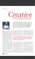 Screenshot of New Business Magazine