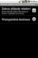 Screenshot of Pražské MHD