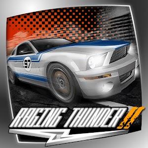 Cover art Raging Thunder 2