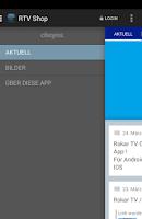 Screenshot of Rokar TV Online Shop