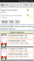 Screenshot of Mumbai BEST Bus by SmartShehar