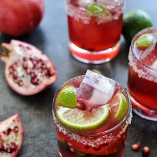 {Cocktail Friday} Pomegranate Margarita