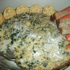 The Best Spinach & Artichoke Dip - Vegan