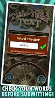 Screenshot of Tick-Tock-Text (lite)