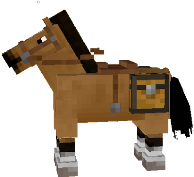 how to train a bat horse on minecraft