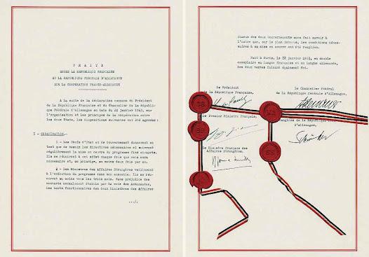 Élysée-Vertrag, 22.01.1963.