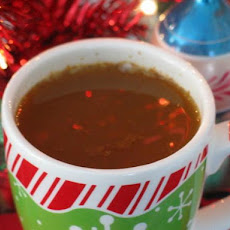 Relief Society Spiced Apple Cider