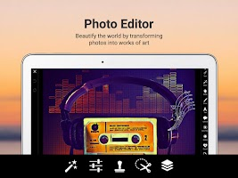 Screenshot of PicsArt Photo Studio