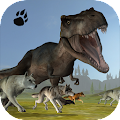 Game Dinosaur Chase Simulator 2 APK for Kindle