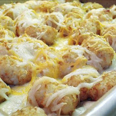 Our Favorite Tater Tot Casserole