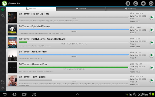 torrent app download for android free