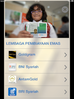 Screenshot of Harga EMAS