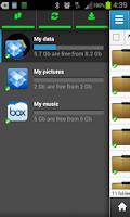 Screenshot of CloudCube