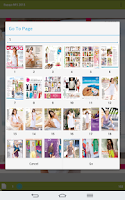 Screenshot of My Magazines