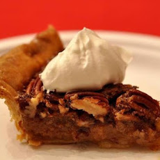 Mrs. K's Toll House Pecan Pie