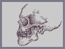 Thumbnail of the map 'Traditional Skull'