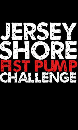 Jersey Shore Fist Pump