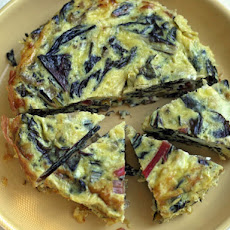 Dinner Tonight: Swiss Chard Frittata