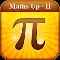 Maths Up : Volume II
