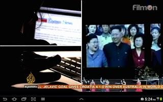 Screenshot of Internet TV - IPTV