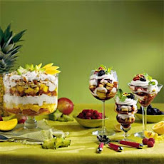 Jumbleberry Trifle