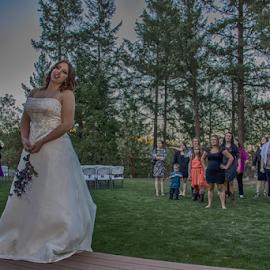 by Travis Feri - Wedding Reception