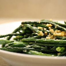 Glazed Chinese Long Beans(Or Green Beans)