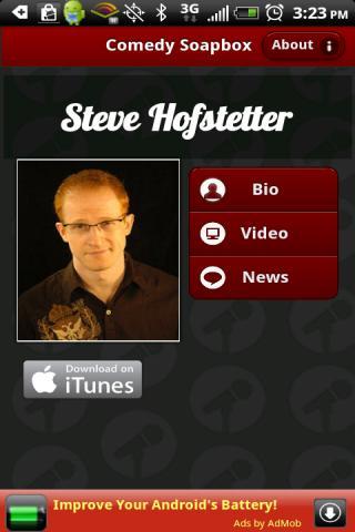 Steve Hofstetter - Comedian