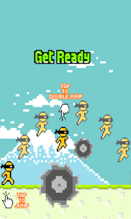Golden Ninja - screenshot