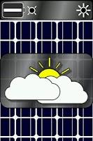 Screenshot of Solar Battery Charger