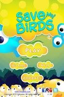 Screenshot of Save My Birds