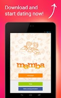 Screenshot of Dating for everyone – Mamba!
