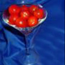 Vodka Tomatoes