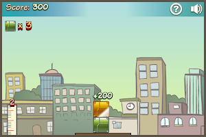 Screenshot of Tower Blocks