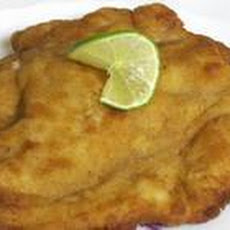 Breaded Steak (Bistec Empanizado)