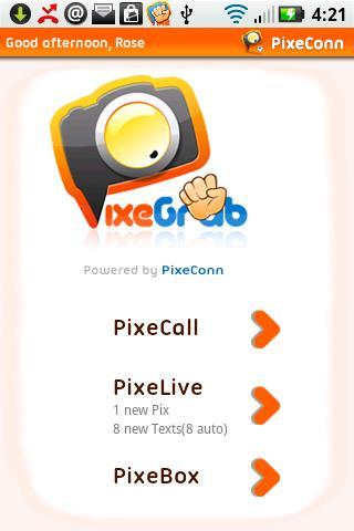 PixeGrab: Grab Pics From Phone
